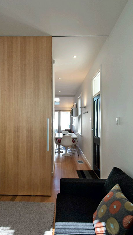 Full Height Sliding Door Track