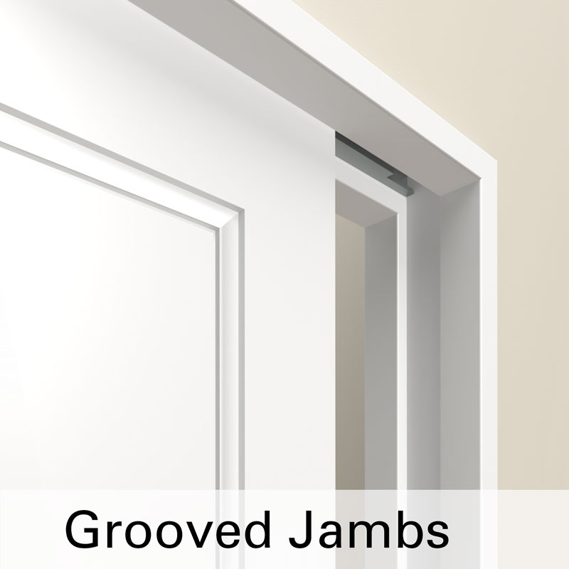 Grooved Jambs