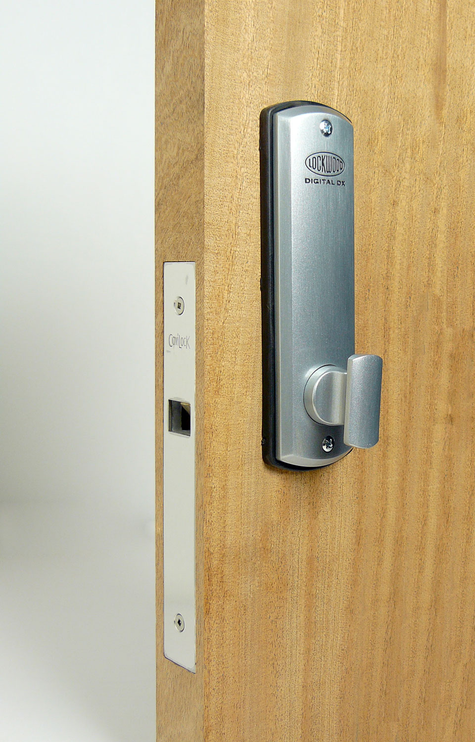 Cl100 Digilock Sliding Door Handle